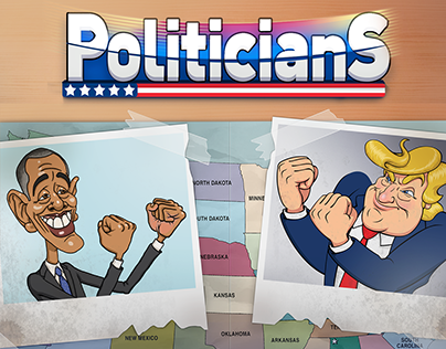 Politicians, IOS Android game