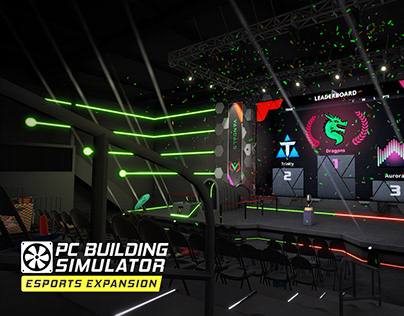 PC Building Simulator Esports DLC