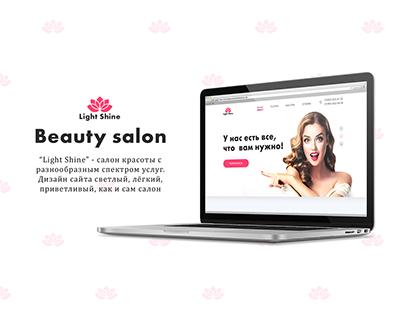 Beauty Salon Web Design