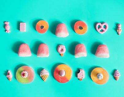 Creative candy