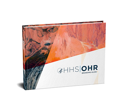 US Dept. of Health & Human Services, OHR Rebrand
