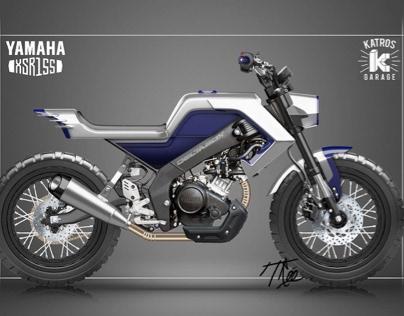 Yamaha Yard Built XSR 155