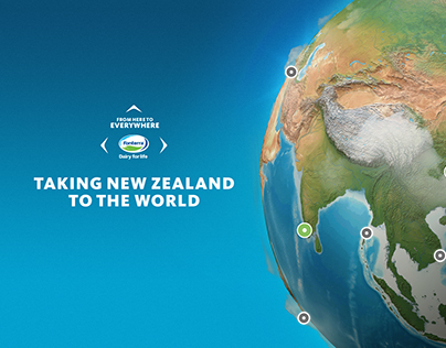 Fonterra - From Here to Everywhere