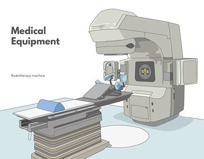 Medical Equipment Illustrations