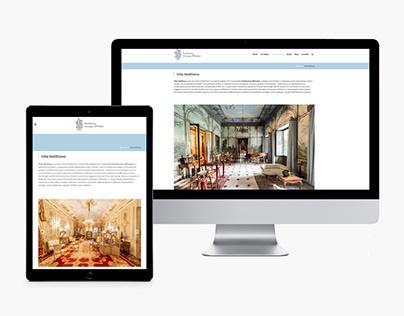 Fondazione G.Whitaker | website, seo & sem