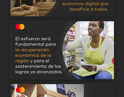 Mastercard - Tech for Good Partnership