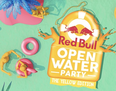 Red Bull Open Water Party