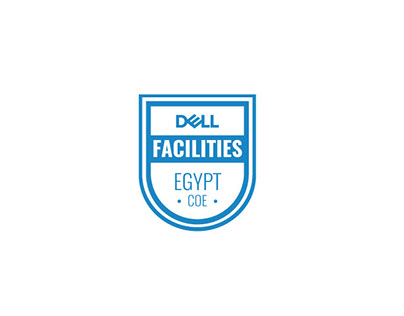 DELL Egypt COE Facilities Logo
