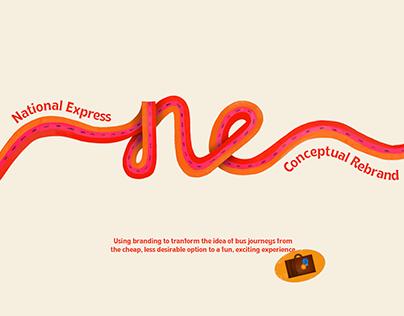 National Express Rebrand