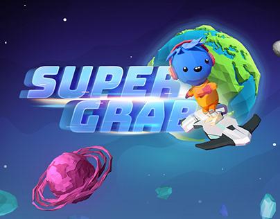 SuperGrab: Location-based AR Mobile Game