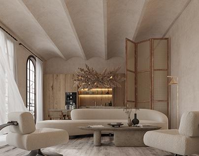 Relax and enjoy Minimalist Livingroom
