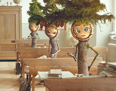 Die Baumschule