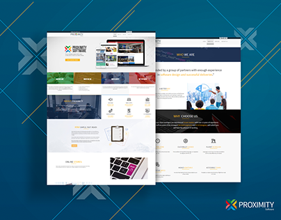 Proximity Software Website