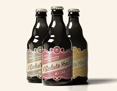 I Salute You! Craft Beer