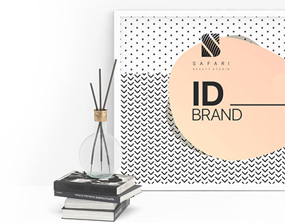 ID Brand for Beauty Studio. Guide Book
