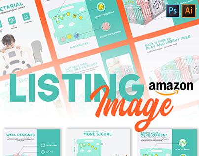 Amazon Listing Image | A+ Content | EBC Design 2021