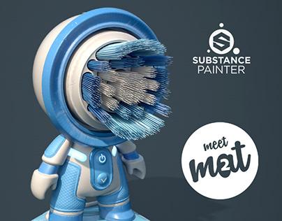 Meet Mat 2: Toothbrush Mat