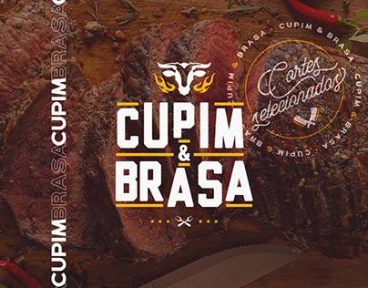 Cupim & Brasa - Rebranding