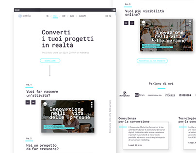 UI | Landing Page | Restyle Instilla | Conversion