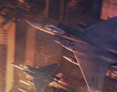 Combat Aircraft 2