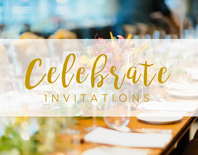 Invitations - Feb. 2019
