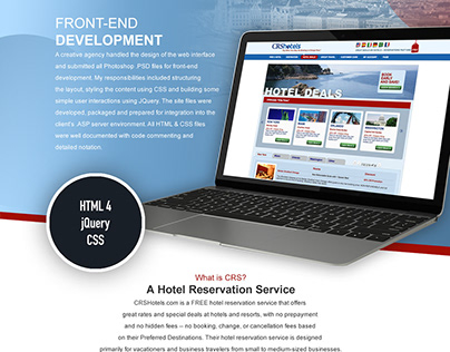 HTML & CSS Front-End Development