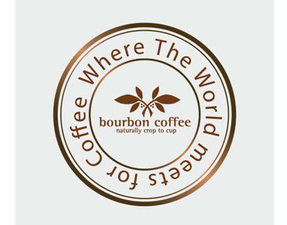 Bourbon Coffee : twitter social network !