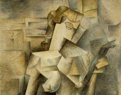 cubism- art of defined illustration