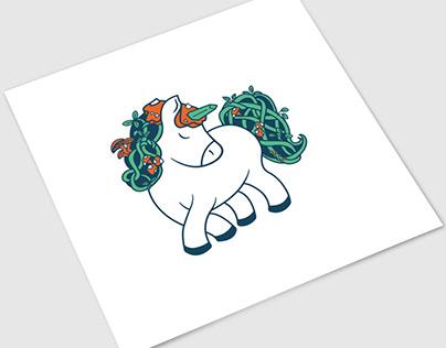 Four Elements Unicorns