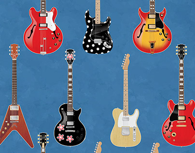 Guitars of the Blues