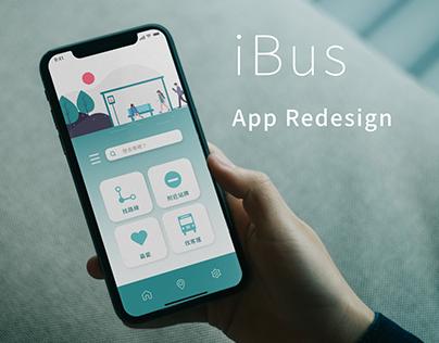 i Bus_公路客運APP Redesign