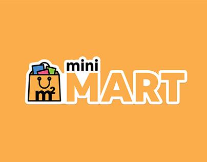 Minimart Logo Design
