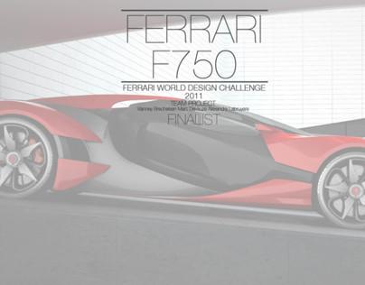 Ferrari F750