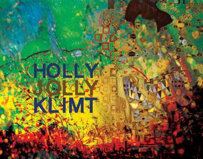 Holly Jolly Klimt