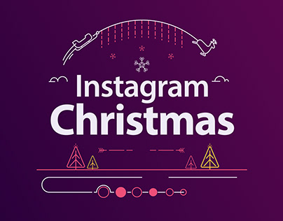 Instagram Christmas - for After Effects & Premiere Pro