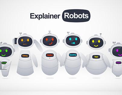 Explainer Robots