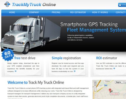 Track My Truck Online