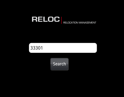 Reloc Android App