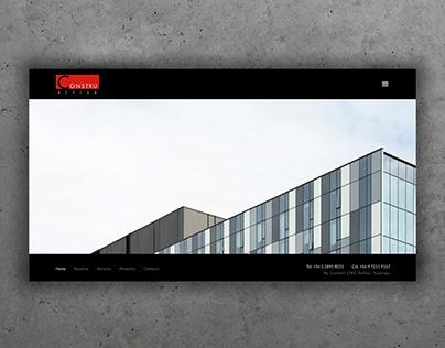 Construactiva Web Site