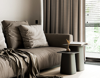 MITINO. TOWNHOUSE | home office