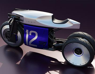 Voisin motorcycle concept