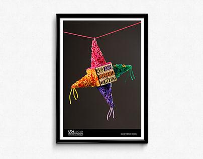 Cartel 480 Aniversario de la imprenta en México