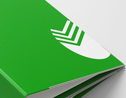 Sberbank Corporate University | Polygraphic design
