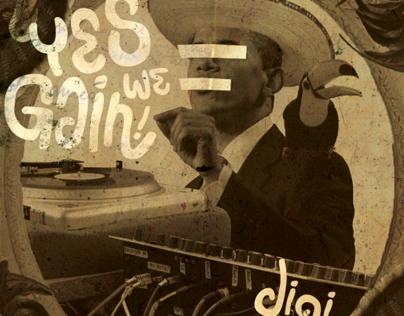 DIGI G'ALESSIO - YES WE GAIN! [Artwork]