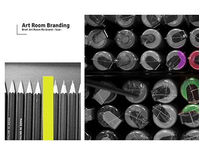 The Art Room | Re Brand |