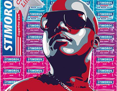 Stimorol | Billboards & posters