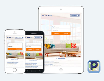 pisos.com Android/iPhone/iPad