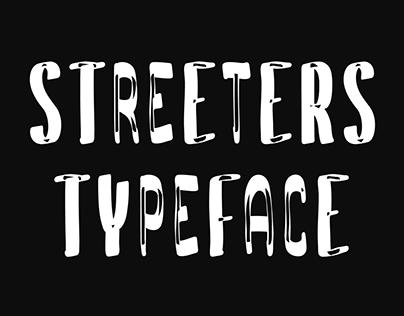 STREETERS Typeface