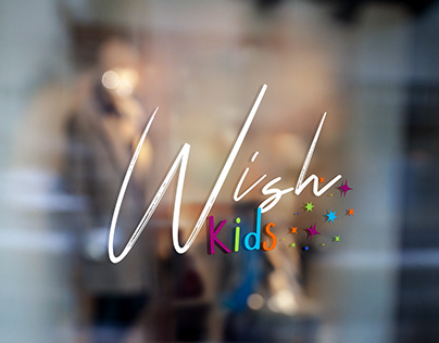 Identidade Visual - Wish Kids