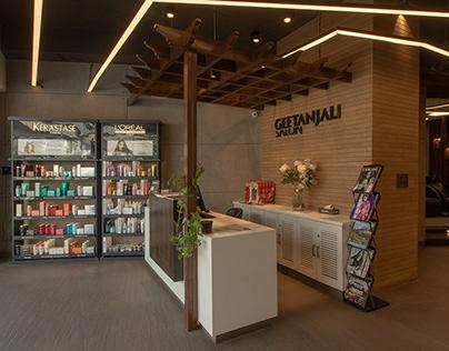 Interior Shoot: Geetanjali Salon for Loreal